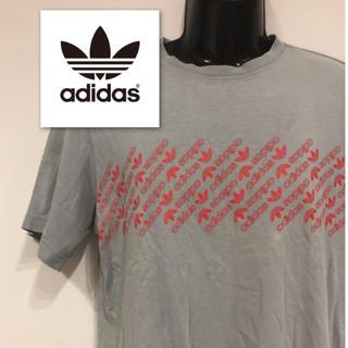 アディダス(adidas)の☆希少☆90s  銀タグ アディダス トレフォイル ロゴT☆(Tシャツ/カットソー(半袖/袖なし))
