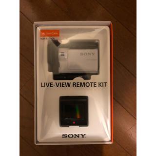 ソニー(SONY)の【新品未使用】SONY AS-300R Action Cam(ビデオカメラ)
