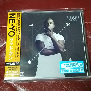 NE-YO / グッド・マン  (CDアルバム)(R&B/ソウル)