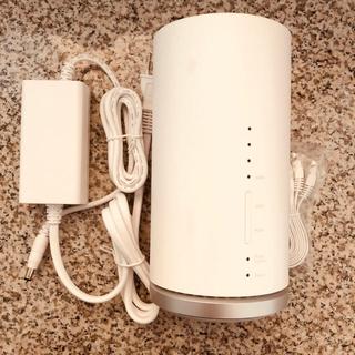 au wimax l01s(PC周辺機器)