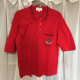 イエーガー(JAEGER)のイギリス製 JAEGERのポロシャツ(ポロシャツ)