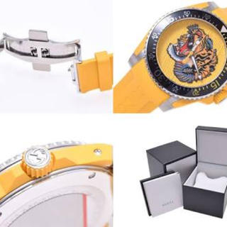 グッチ(Gucci)のgucci ダイバーウォッチ(腕時計(デジタル))