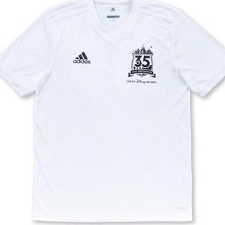 アディダス(adidas)のディズニー adidas コラボ ジャージ Lサイズ 新品タグ付き Tシャツ(キャラクターグッズ)