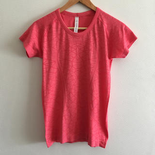 ルルレモン(lululemon)の*outlet* lululemon size4 T-shirt(ヨガ)