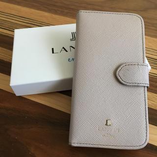 ランバンオンブルー(LANVIN en Bleu)のランバンオンブルー iPhoneケース(iPhoneケース)