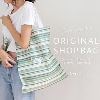 アングリッド(Ungrid)のUngrid  Original Shopbag(ショップ袋)