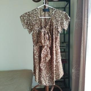 デレクラム(DEREK LAM)のデレクラム シルクトップス(シャツ/ブラウス(半袖/袖なし))