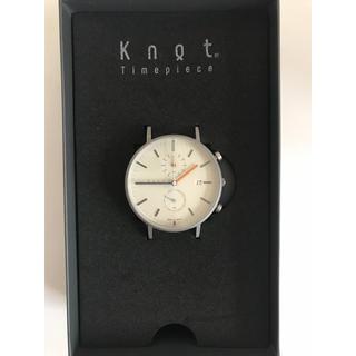ノットノット(Knot/not)のknot 腕時計(腕時計(アナログ))