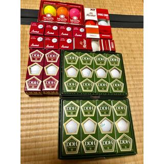 ダンロップ(DUNLOP)の激安 ゴルフボール ダンロップ他 52個(その他)