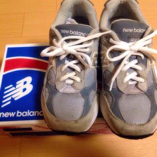 ニューバランス(New Balance)のニューバランス992(スニーカー)
