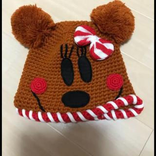 ディズニー(Disney)のdisneylandparis ニット帽(ニット帽/ビーニー)