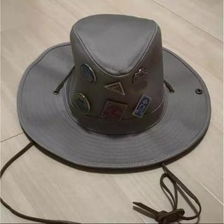 ディズニー(Disney)のdisney 探検家 帽子(ハット)