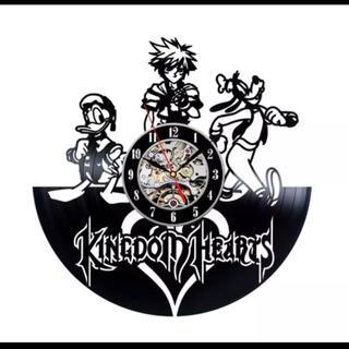 ディズニー(Disney)のキングダムハーツ KH レコード 時計(家庭用ゲームソフト)