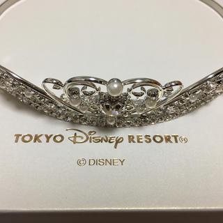 ディズニー(Disney)のディズニー パーク限定ティアラ(ブローチ/コサージュ)
