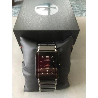 TECHNOS 腕時計メンズ