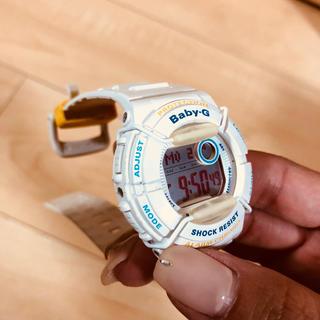 ベビージー(Baby-G)のbaby-G レディース(腕時計)