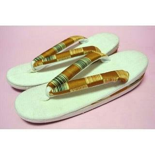参考用◆5点セットの草履と半幅帯の詳細♪SSS小柄さん⭐未使用手縫い浴衣⭐濃紺⭐(浴衣)