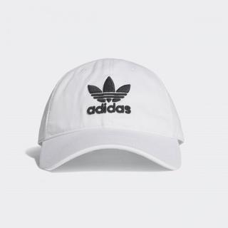 アディダス(adidas)の売り切り‼️アディダス adidas  キャップ 白 ホワイト(キャップ)