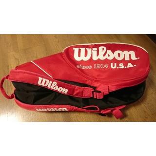 ウィルソン(wilson)のウィルソン テニス ラケットバッグ(バッグ)