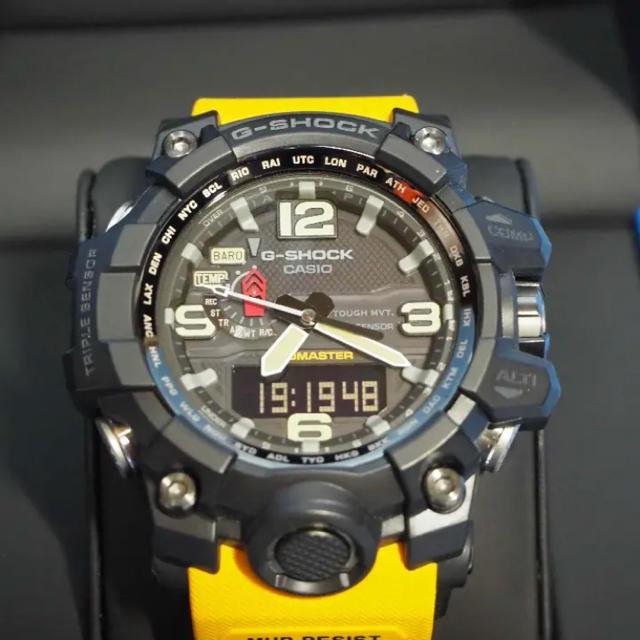 cheap for discount e011c 10cc8 MUDMASTER マッドマスター GWG-1000-1A9JF おまけ付き | フリマアプリ ラクマ