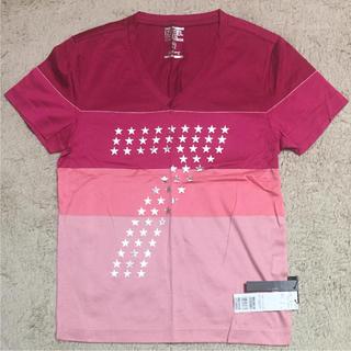 イズリール(IZREEL)の(新品未使用)IZREEL イズリール  Tシャツ 日本製(Tシャツ/カットソー(半袖/袖なし))