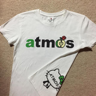 アトモスガールズ(atmos girls)のatmos×Hello Kitty Tシャツ Sサイズ(Tシャツ(半袖/袖なし))