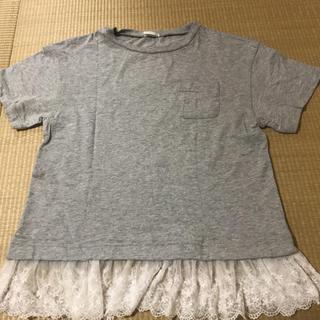 ジーユー(GU)のGU  140㎝ Tシャツ(Tシャツ/カットソー)