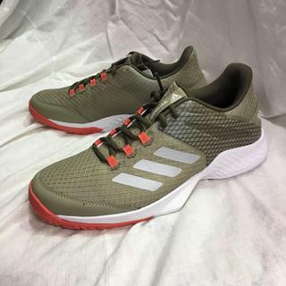 アディダス(adidas)の新品 28.0cm アディダス テニスシューズ アディゼロクラブ オールコート用(シューズ)