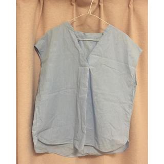ジーユー(GU)のGUのシャツ(Tシャツ(半袖/袖なし))