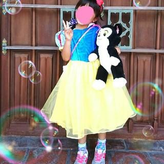 ディズニー(Disney)のTDR プリンセスドレス 白雪姫 130サイズ(衣装)