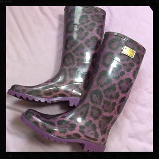 ドルチェアンドガッバーナ(DOLCE&GABBANA)のDOLCE & GABBANA ブーツ (レインブーツ/長靴)