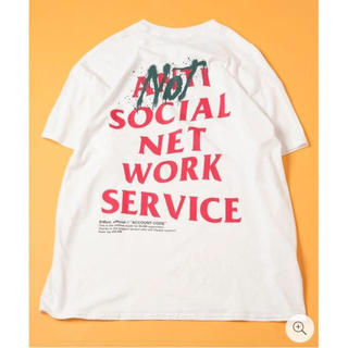 アンチヒーロー(ANTIHERO)のDLSM NOT ANTI SNS TEE(Tシャツ/カットソー(半袖/袖なし))