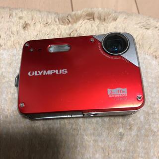 オリンパス(OLYMPUS)のコンパクトデジタルジャンクカメラ(コンパクトデジタルカメラ)