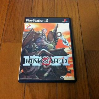 プレイステーション2(PlayStation2)のPS2 リングオブレッド Ring of Red(家庭用ゲームソフト)