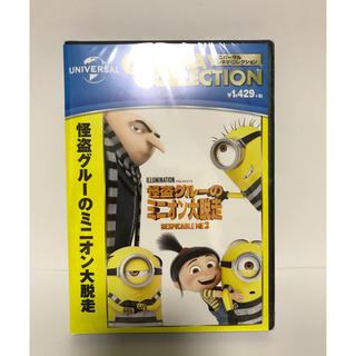 ミニオン(ミニオン)のさゆり様専用 怪盗グルーのミニオン大脱走 危機一発 DVD(キッズ/ファミリー)