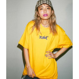 エックスガール(X-girl)のX-girl WEB限定 LOGO S/S TEE(Tシャツ(半袖/袖なし))
