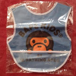 アベイシングエイプ(A BATHING APE)のBAPEKIDS☆お食事スタイ☆新品☆(その他)
