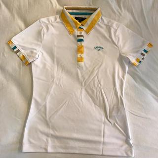 キャロウェイゴルフ(Callaway Golf)の未使用 キャロウェイゴルフポロシャツ(ポロシャツ)