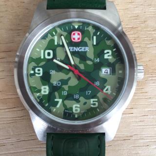 ウェンガー(Wenger)のwenger クオーツ フィールドクラシック(腕時計(アナログ))