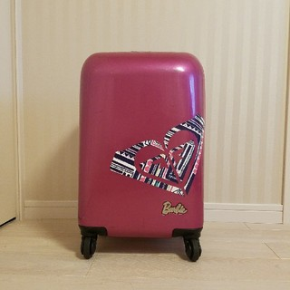 バービー(Barbie)のBarbie キャリーバッグ(スーツケース/キャリーバッグ)