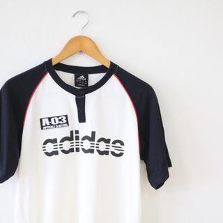 アディダス(adidas)の【adidas】半袖Tシャツ L☆(Tシャツ/カットソー(半袖/袖なし))
