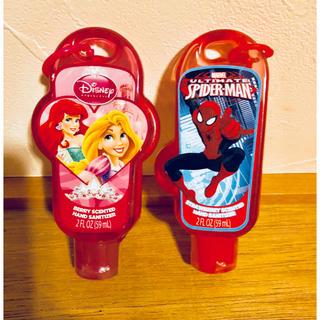 ディズニー(Disney)の値下げ!キッズ用 消毒ジェル 2コセット 新品(その他)