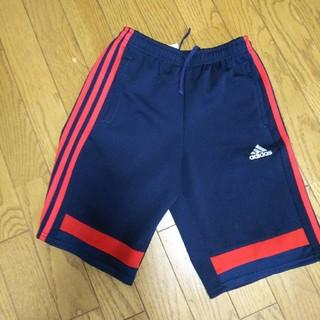 アディダス(adidas)のadidas 140 強ジャージ ハーフパンツ サッカー(パンツ/スパッツ)