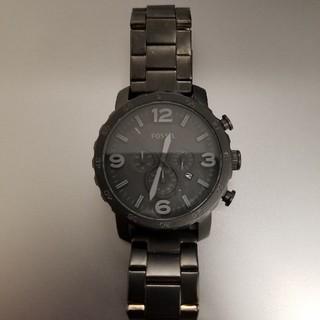 フォッシル(FOSSIL)のフォッシル クロノグラフ 腕時計 メンズ FOSSIL(腕時計(アナログ))