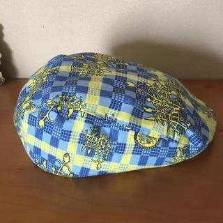 ケイキィー(Keikiii)の未使用☆ケイキィー☆ハンチング夏物(ハンチング/ベレー帽)