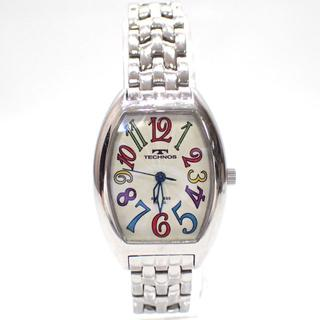 テクノス(TECHNOS)のA620 中古 テクノス TSL407SS 腕時計 ファッション アナログ(腕時計)