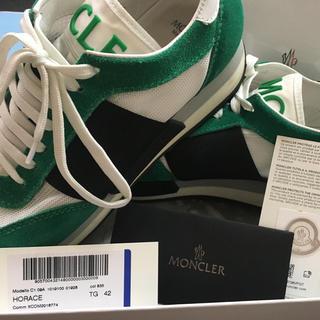 モンクレール(MONCLER)のモンクレール  靴(スニーカー)