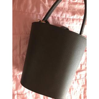 シマムラ(しまむら)の新品未使用タグつきしまむらタグつき2wayバケツバッグ(ハンドバッグ)