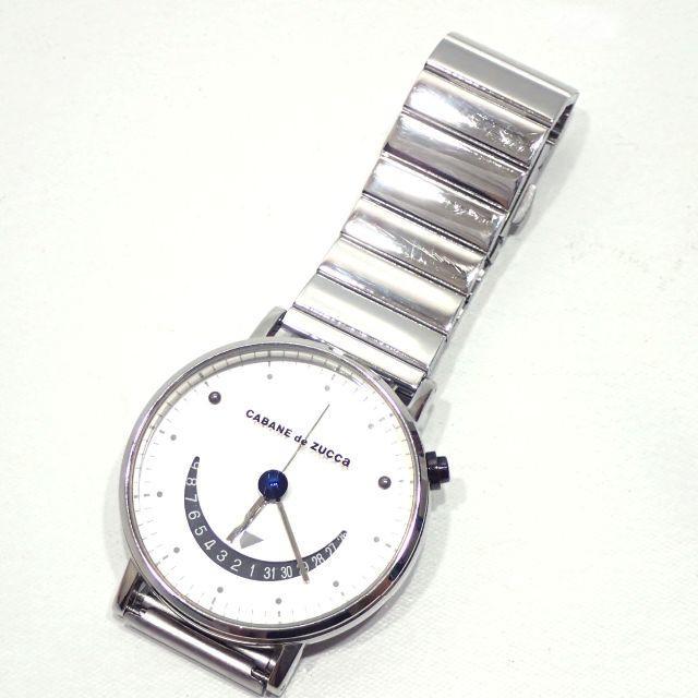 CABANE de ZUCCa(カバンドズッカ)のA619 中古 カバンドズッカ スマイル VJ32-K260 腕時計 レディースのファッション小物(腕時計)の商品写真