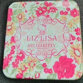 リズリサ(LIZ LISA)のハローキティ LIZ LISA 缶ケース(キャラクターグッズ)